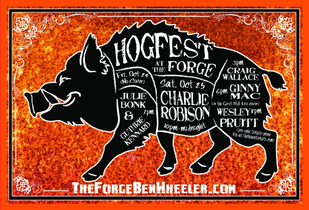 Forge Hogfest Postcard Front 4x6