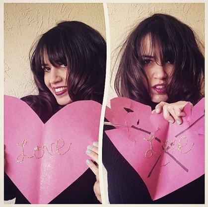 Ginny Mac hearts