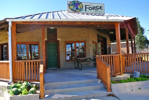 The Forge, Ben Wheeler, TX