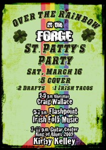 030813 Forge St Patty Poster SM