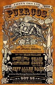 091813 Forge Hog Fest Postersm