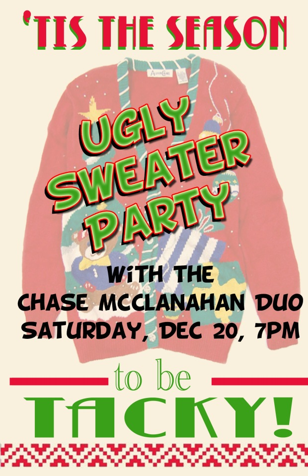 Ugly Sweater Party FB